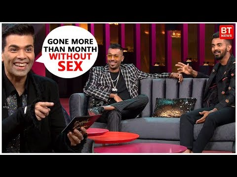Koffee With Karan Season 6 K L  Rahul And Hardik Pandya Full Episode Highlights | Full HD Video