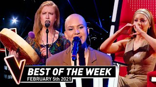 The best performances this week on The Voice | HIGHLIGHTS | 05–02-2021