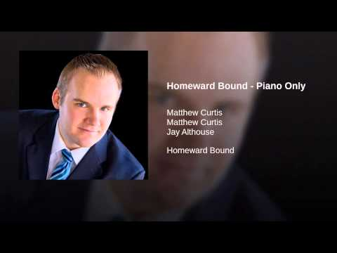 Homeward Bound - Piano Only