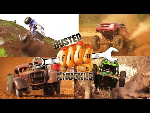 BUSTED KNUCKLE   EXTREME MOTORSPORTS ENTERTAINMENT