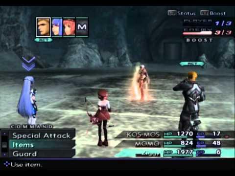 PS2 Longplay [055] Xenosaga Episode III: Also sprach Zarathustra (part 4 of 11)