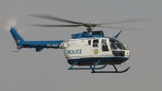 "South African Police Services ""SAPS"" Airwing"