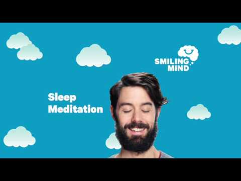 Smiling Mind  Sleep Meditation: Body Scan