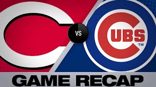 5/25/19: Bote's RBI double lifts Cubs to 8-6 victory