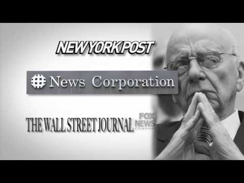 News Corp: Company Or Crime Syndicate?