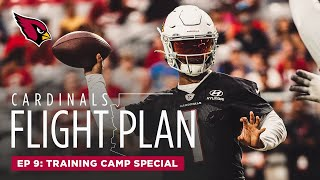 Inside Kyler Murray's Development in First NFL Training Camp | Arizona Cardinals Flight Plan