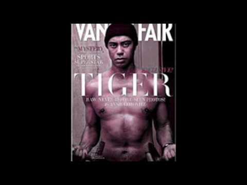 Tiger Woods Vanity Fair