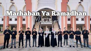 Gambar cover Mashup (Opick) - Assalamualaikum,Tombo Ati,Ramadhan Tiba,Alhamdulillah (Cover) Allface Official