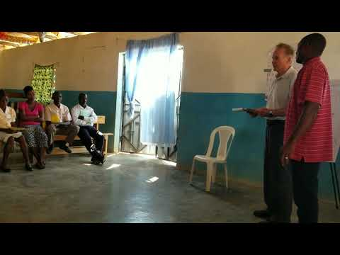 Monarch, Haiti - Business Seminar - Mike Sullivan