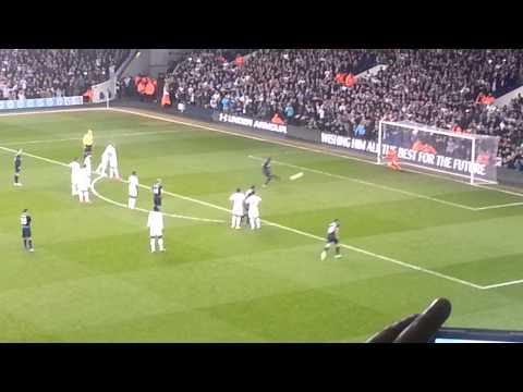 Ledley King's last ever goal - Testimonial Penalty