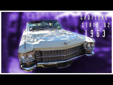 PROGRAMA Nº 482 - Conheça o lindo Cadillac Serie 62 – Conversível ano 1963!
