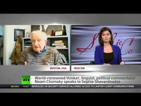 Noam Chomsky  NATO became US run intervention force September 14, 2017   YouTube