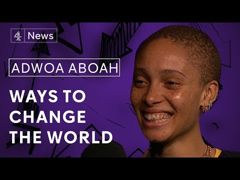 Adwoa Aboah on the power of opening up, the changing face of ...