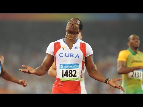 Dayron Robles pudiera volver a correr por Cuba
