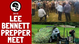 Lee Bennett Prepper meet 2019 (A2 camp)
