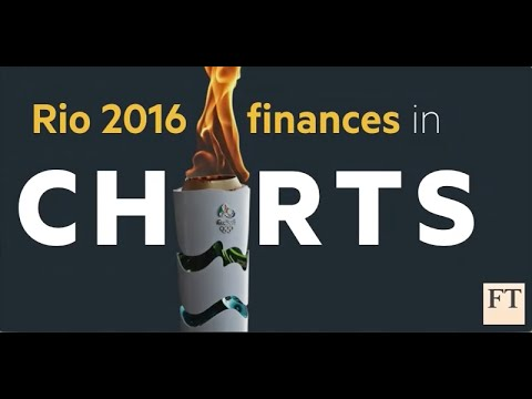 Rio 2016 finances in charts