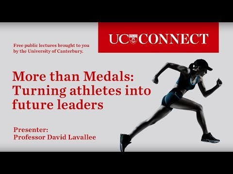 UC Connect: More than medals: Turning athletes into leaders