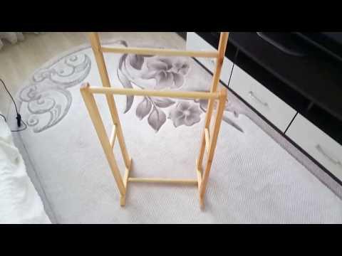 Напольная вешалка для одежды напольная своими руками фото чертежи