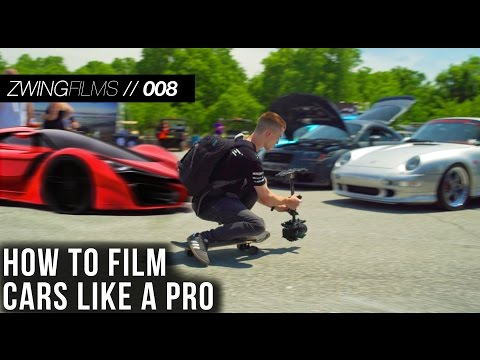 How to FILM CARS like a PRO!! //008