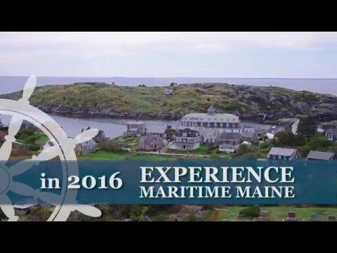 Experience Maritime Maine