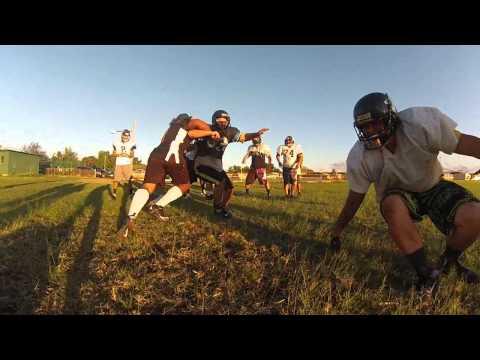 Drills Waimea High School Alumni Football