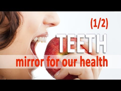 What causes tooth decay? Teeth - mirror for our health 1/2