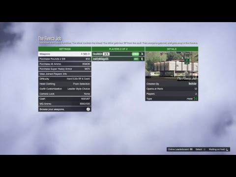 Hacked ps4 gta 5 session