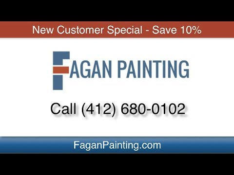 Pittsburgh Residential / House Painting Contractor - Interior & Exterior Services