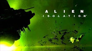 ALIEN ISOLATION End Credits Cinematic Trailers Gameplay Video