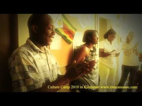 Zimbabwe Music - Mbira Day Jam