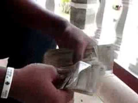 Eastern Caribbean Dollars,Only Hundred Dollar Bills (A&A_TV)