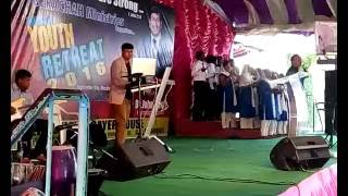 latest telugu christian songs 2015 2016 2017    youth fest nina graden hyd 5 9 16 dr john wesley