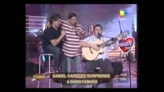 Dario Camaño y Daniel Cardozo en Pasión de Sábado 23-3-´13.
