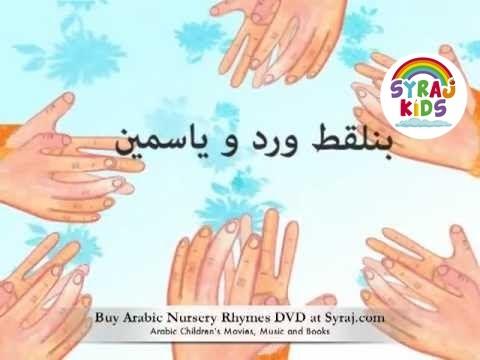 Traditional Arabic Nursery Rhyme 'This is the Way Fish Swim...Children Clap, Wheels Turn..' thumbnail