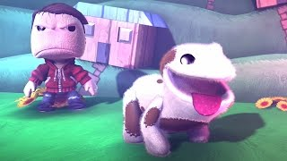 LittleBigPlanet 3 - Oddsock Fighting Tournament RPG - Pokemon Fan Made Game - LBP3 PS4