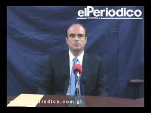 Asesinato Rodrigo Rosenberg 1 (English Subs)