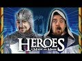 Heroes of Might and Magic III - Lewis & Ben Save the World - 22nd January