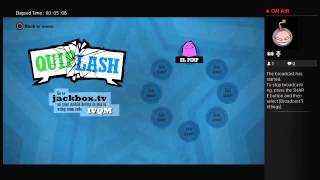 Pimp plays.... Quiplash - Live PS4 Broadcast