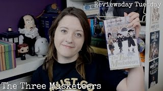 The Three Musketeers (book review)