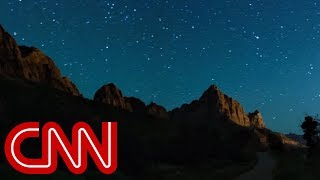 The endangered starry sky - 360 Video