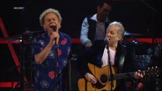 Simon & Garfunkel - The Boxer, ein Hit im Jahr 1969. HQ-Video.