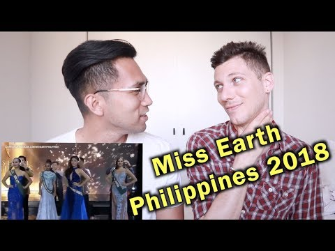 Miss Earth Philippines 2018: Top 5, Question and Answer | REACTION