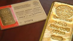 SICHERE GELDANLAGE: Warum der Goldpreis in die Höhe schießt