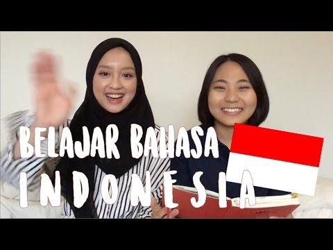 Orang Korea belajar bahasa Indonesia | Videonya Gita eps.20