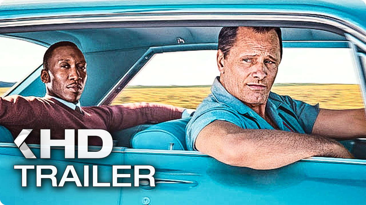 GREEN BOOK Trailer German Deutsch (2019)