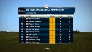 Tiger woods PGA TOUR 14   Career   Episode 1