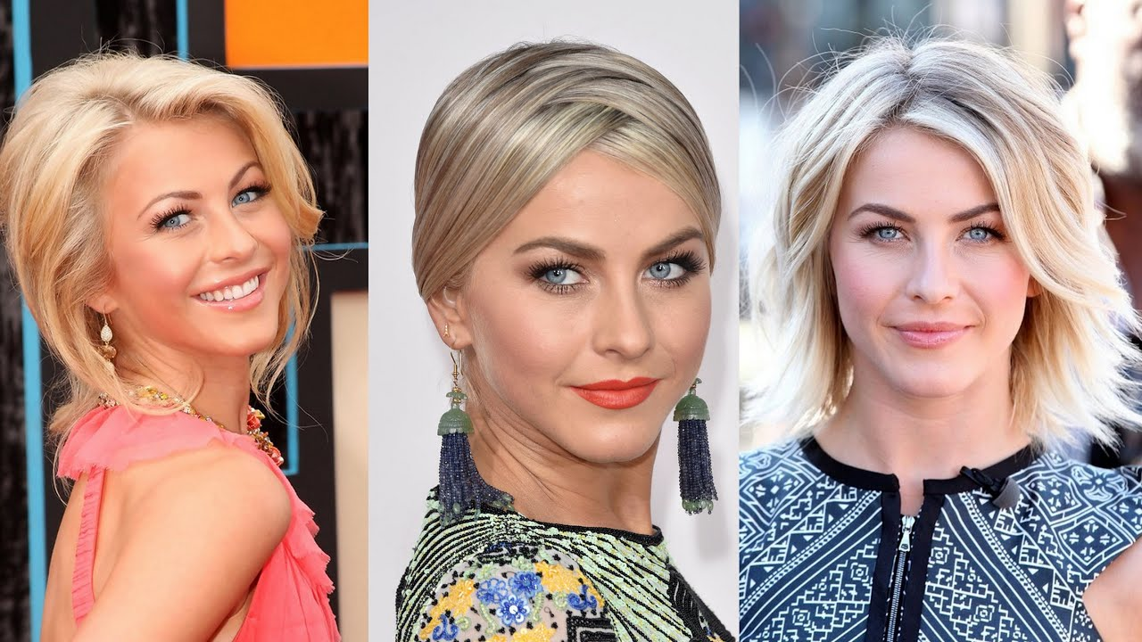 Julianne Hough Hairstyles Youtube