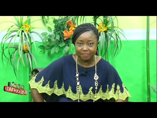 Matin d'Afrique Ruth 2018 10 03