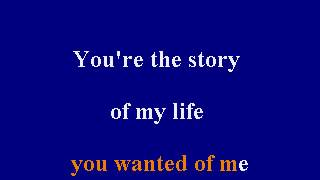 Neil Diamond - Story Of My Life - Karaoke