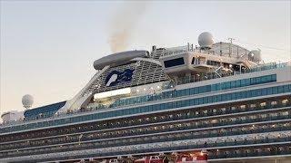 T13 en Japón: aumenta cifra de contagiados por coronavirus en crucero
